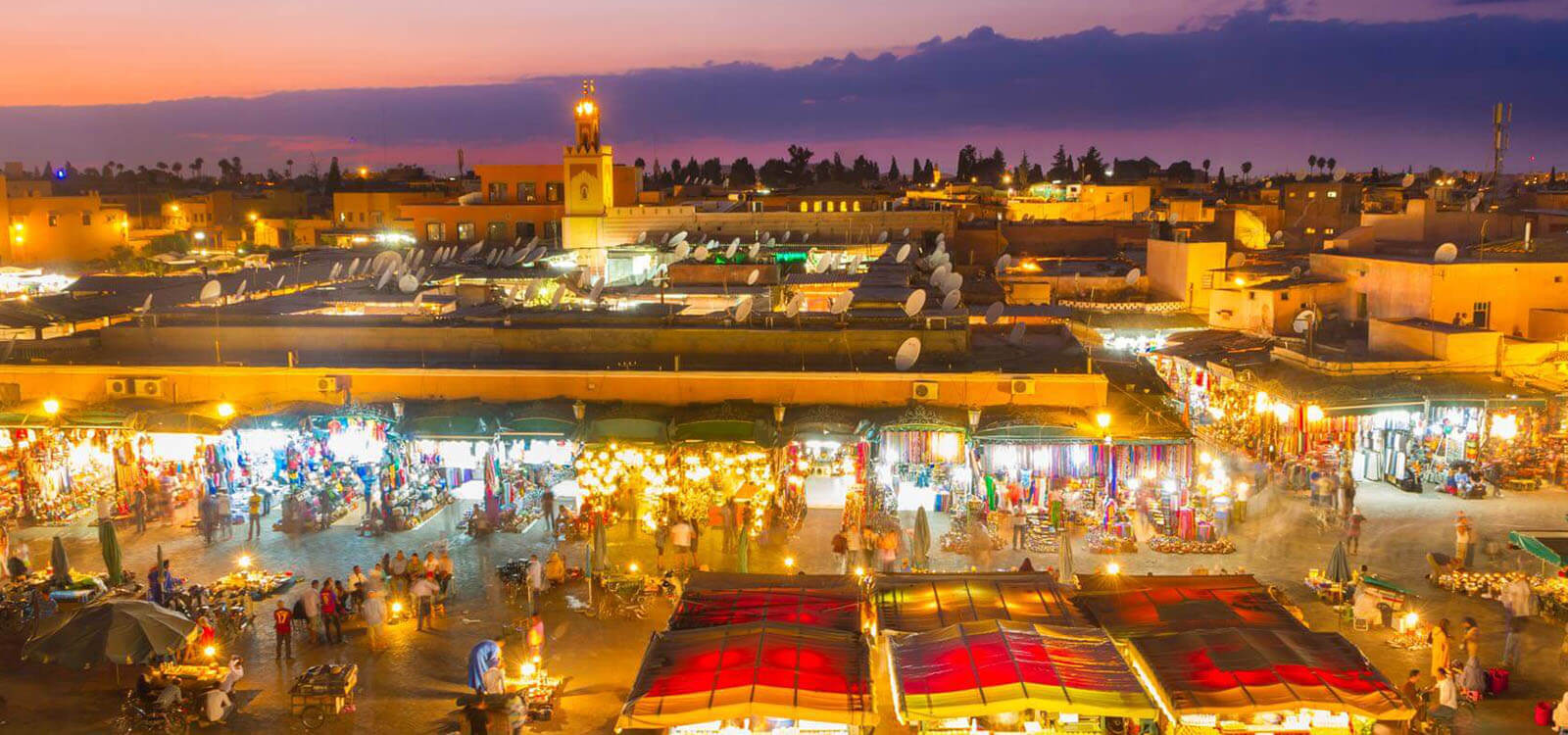 Marrakech guided tours