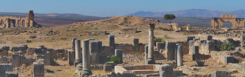 Excursion fes meknes volubilis