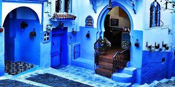 Fes Excursions To Chefchaouen Day Trip