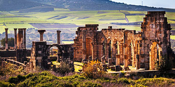 Fes Excursions To volubilis Day trip