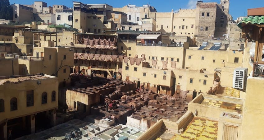 Fes Guided Tour